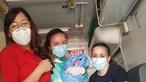 Bebé nasce no interior de ambulância na Maia