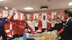 Champions abre portas para mais reforços no Benfica