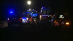 Dois mortos e uma criança ferida em colisão entre três carros em Beja
