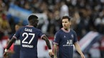 Messi falha jogo com Montpellier e está em dúvida para a Liga dos Campeões
