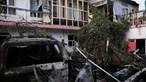 Novas explosões registadas perto do aeroporto de Cabul esta segunda-feira