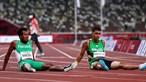 Sandro Baessa foi sétimo nos 400 metros T20 dos Jogos Paralímpicos com recorde nacional