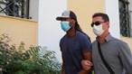 Rúben Semedo revoltado em tribunal: 'Estou inocente. Foi tudo feito pelo dinheiro'