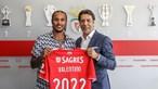 Valentino Lazaro confirmado como reforço do Benfica