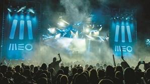 De Lou Reed no S. João ao êxito dos Arcade Fire: Os bastidores dos concertos das estrelas em Portugal