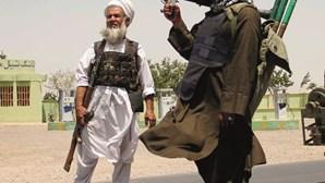 Reino Unido revela dados de 250 afegãos que colaboraram com as forças britânicas