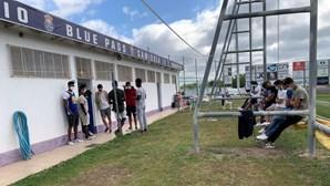 Surto de Covid-19 arrasa plantel e equipa técnica do FC Oliveira do Hospital