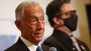 """Presidente da República diz que """"mais responsabilidades"""" nas Forças Armadas implica """"meios adequados"""""""