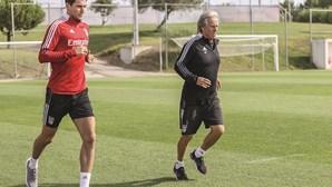 "Yaremchuk promete ""marcar muitos golos"" no Benfica"