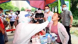 China deteta 50 novos casos locais na província de Fujian