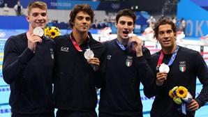 Atleta com medalha de prata nos Jogos Olímpicos assaltado no regresso a Itália