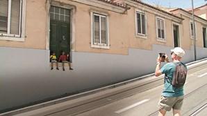 Portas elevadas em Lisboa já são atração turística