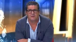"""Fernando Mendes: """"Jorge Jesus teve um discurso fofinho"""""""