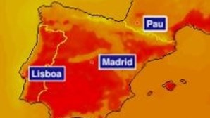 Onda de calor atinge Europa em agosto. Temperaturas podem subir mais 20 graus em Portugal