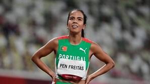 Marta Pen falha final dos 1.500 metros e acaba no 19.º lugar dos Jogos Olímpicos
