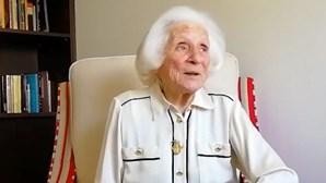Morreu aos 100 anos Ilda Aleixo, a antiga costureira de Amália Rodrigues