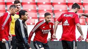 Já há onzes para o duelo entre Benfica e Spartak Moscovo
