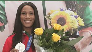 Heróis portugueses dos Jogos Olímpicos regressam a casa