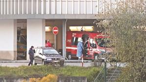 Urgência do Hospital dos Covões em Coimbra com falta de médico especialista em Imagiologia
