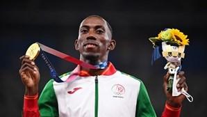 Pichardo conquista ouro no triplo salto e bate recorde nacional nos Jogos Olímpicos