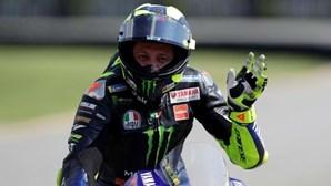 Piloto Valentino Rossi anuncia fim da carreira