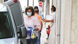Mulher mata companheiro à facada em Aveiro e confessa crime ao irmão polícia