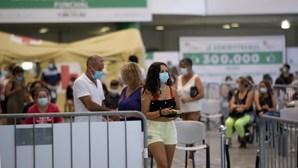 Mais de 3600 jovens entre 12 e 17 anos já vacinados contra a Covid-19 na Madeira