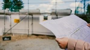 Custos de construção de habitação nova sobem 6,8% em agosto, segundo dados do INE