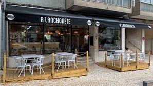 A Lanchonete chega a Benfica