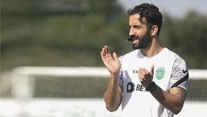 Rúben Amorim garante equipa preparada para reagir no Estoril à derrota com Ajax
