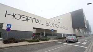 Hospital Beatriz Ângelo pede para deixar de receber doentes em ambulância por falta de capacidade para internar