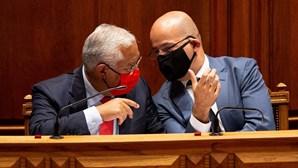 Costa e João Leão reúnem-se hoje com o Grupo Parlamentar do PS