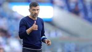 Sérgio Conceição diz que resultados do Moreirense não refletem a qualidade da equipa