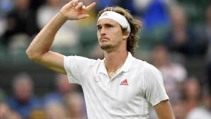 Alexander Zverev ultrapassa Rafael Nadal no 'ranking' mundial de ténis
