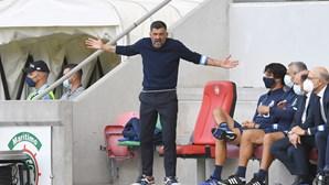 SAD do FC Porto aperta com Sérgio Conceição