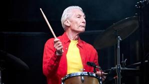 Morreu Charlie Watts, baterista dos Rolling Stones