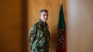 """Vice-Almirante Gouveia e Melo: """"Estou mais habituado ao isolamento das profundezas"""""""