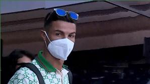 Manchester United seduz Ronaldo com 58 milhões de euros