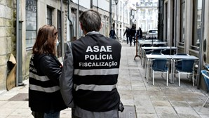 ASAE suspende temporariamente três estabelecimentos de restauração e bebidas