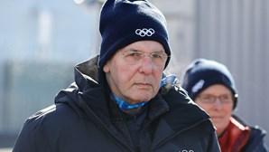 Morreu ex-presidente do Comité Olímpico Internacional Jacques Rogge