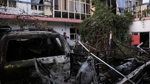 Estados Unidos admitem falha em ataque a Cabul