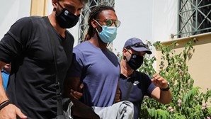 Orgia regada a álcool: Rúben Semedo detido por suspeitas de violar menor