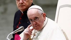 Papa adverte para surtos de ódio e antisemitismo na Europa e noutros locais