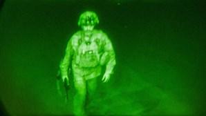 Christopher Donahue, o último soldado americano a deixar o Afeganistão