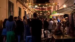 Moradores e comerciantes da zona lisboeta do Bairro Alto preocupados com criminalidade à noite