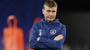"""Irlanda não vai """"limitar-se"""" à defesa perante Portugal """"muito forte"""" no Mundial 2022"""