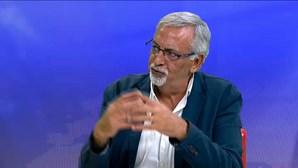"""Francisco José Viegas sobre Rio: """"Vai repetir o mantra da própria esquerda dizendo que a culpa é do Passos"""""""