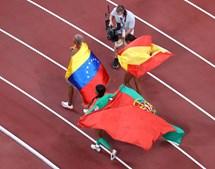 Patrícia Mamona é vice-campeã do triplo salto nos Jogos Olímpicos