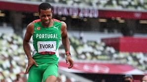 Nelson Évora nos Jogos Olímpicos