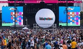 Lollapalooza em Chicago